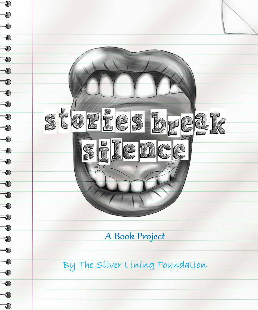 Stories Break Silence - SLF book project 2015